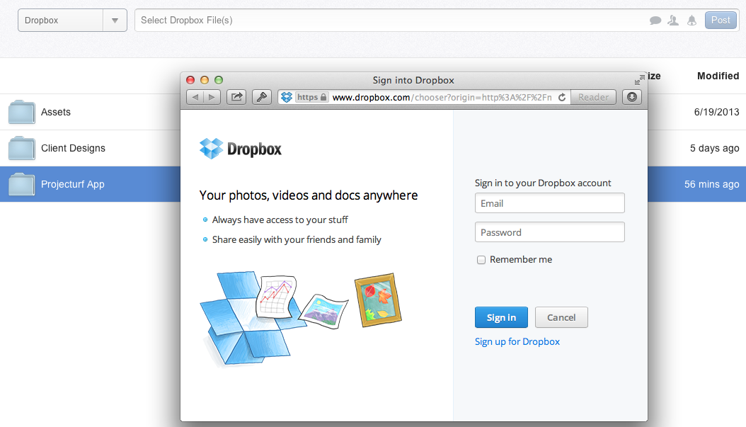 dropbox-projecturf-4-project